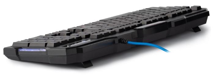 Defender Legion GK-010DL RU Black USB - защита: от воды