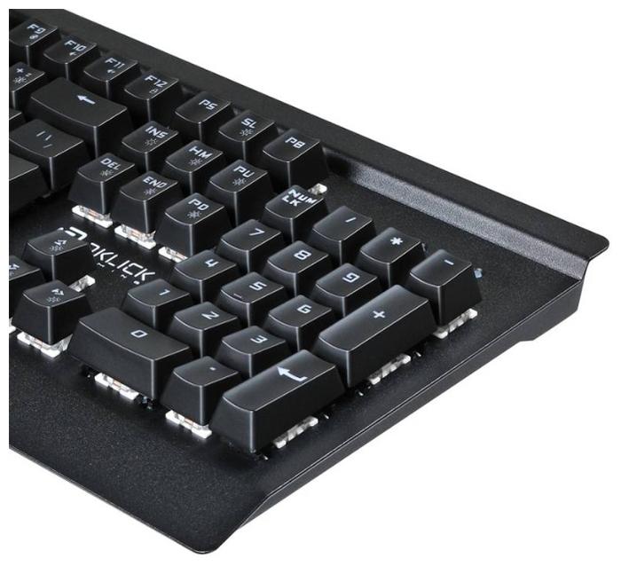 OKLICK 920G Iron Edge Black USB - кабель: USB (1.8м)