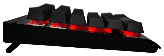 Redragon Dark Avenger Black USB - размеры: 355x35x155мм, вес: 759г