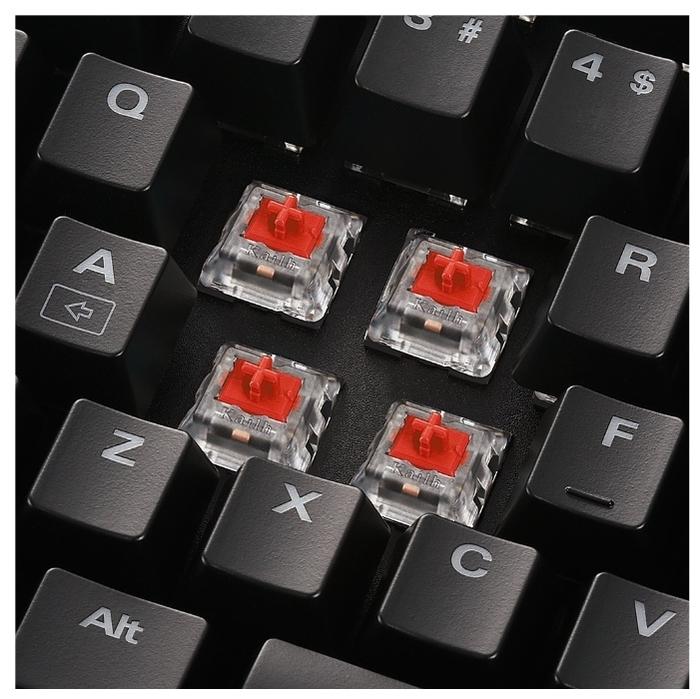 Shark Skiller Mech SGK3 (Kailh Red) Black USB - подсветка: да