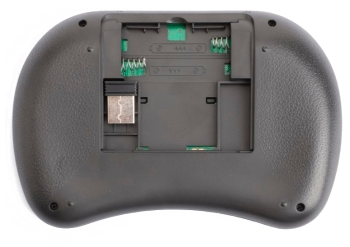Vontar Mini i8 Black Wi-Fi - источник питания: собственный Li-Ion