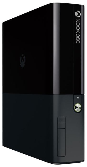 Microsoft Xbox 360 E 500 ГБ - объем встроенной памяти: 500ГБ HDD