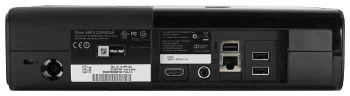 Microsoft Xbox 360 E 500 ГБ - производительность системы: 1терафлоп