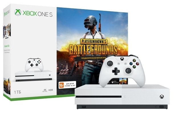 Microsoft Xbox One S 1 ТБ - совместимость с играми для приставок: Xbox 360, Xbox One