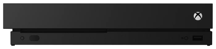 Microsoft Xbox One X 1 ТБ - максимальное разрешение: 4K UHD