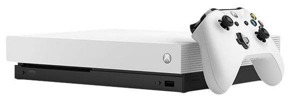 Microsoft Xbox One X 1 ТБ - вес: 3810г