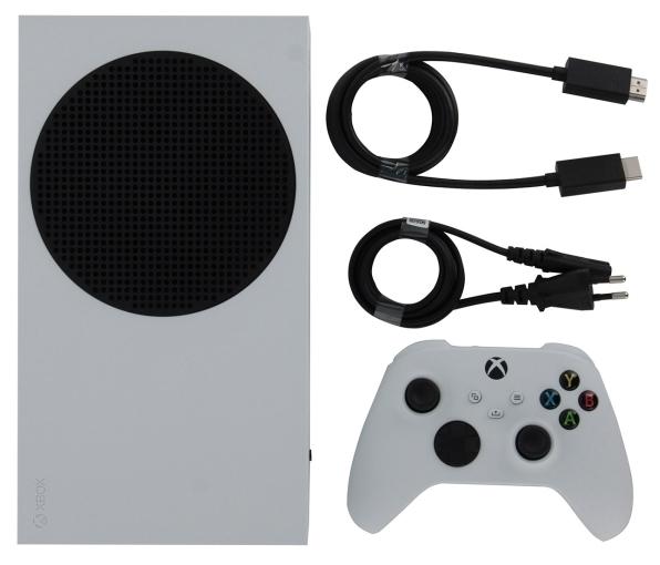 Microsoft Xbox Series S 512 ГБ - проводные интерфейсы: USB, HDMI 2.1, Ethernet
