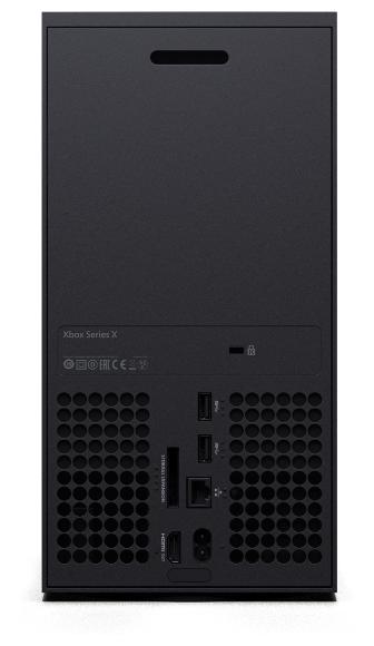 Microsoft Xbox Series X 1 ТБ - максимальное разрешение: 4K UHD