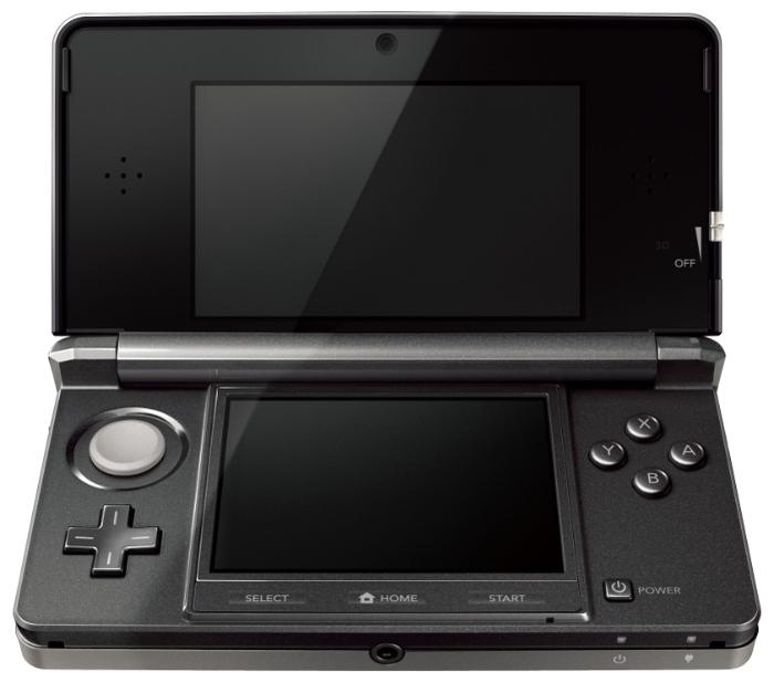 Nintendo 3DS 1 ГБ - время работы: 3.5ч
