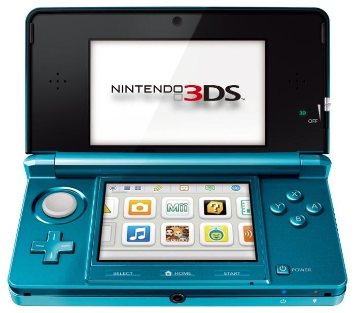 Nintendo 3DS 1 ГБ - тип: портативная