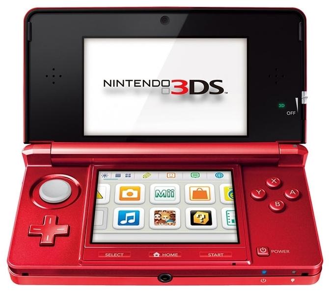 "Nintendo 3DS 1 ГБ - дисплей: 3.53"" (800x240)"