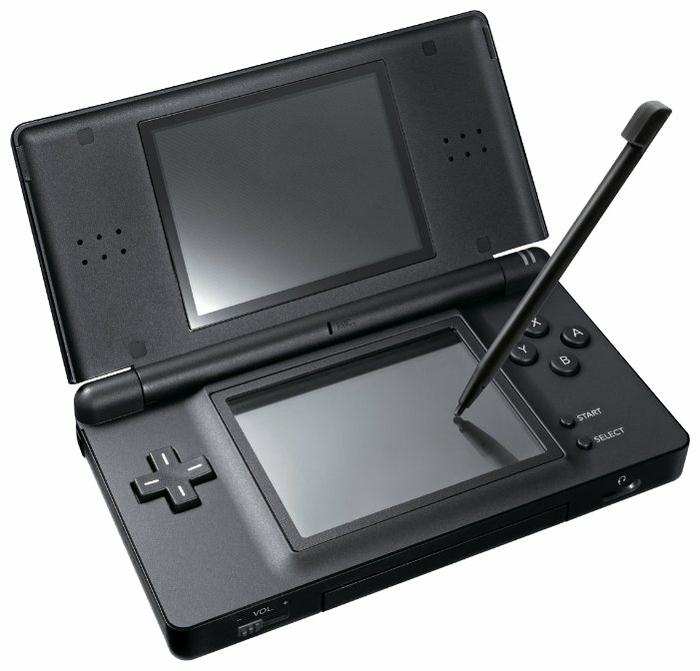 Nintendo DS Lite - тип: портативная