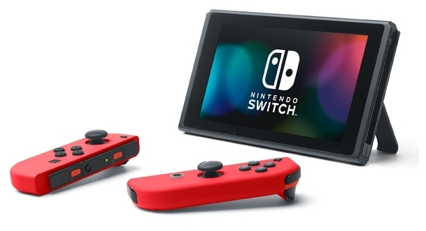 "Nintendo Switch 32 ГБ - дисплей: 6.2"" (1280x720)"