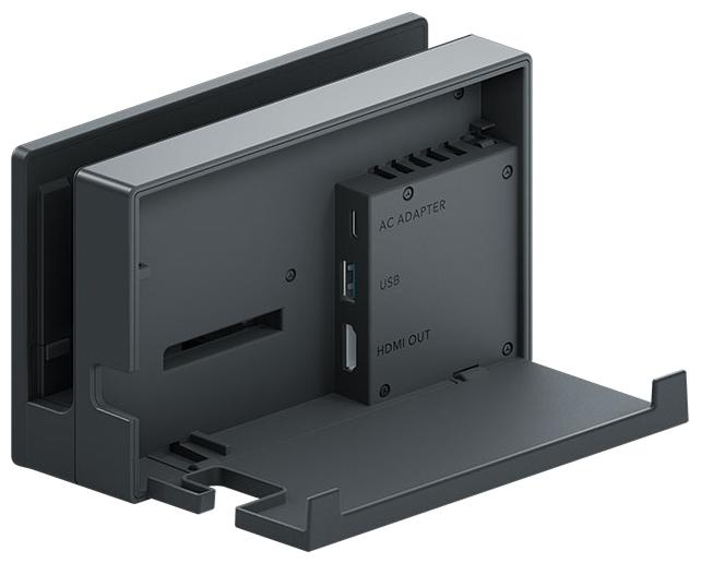 Nintendo Switch 32 ГБ - вес: 297г