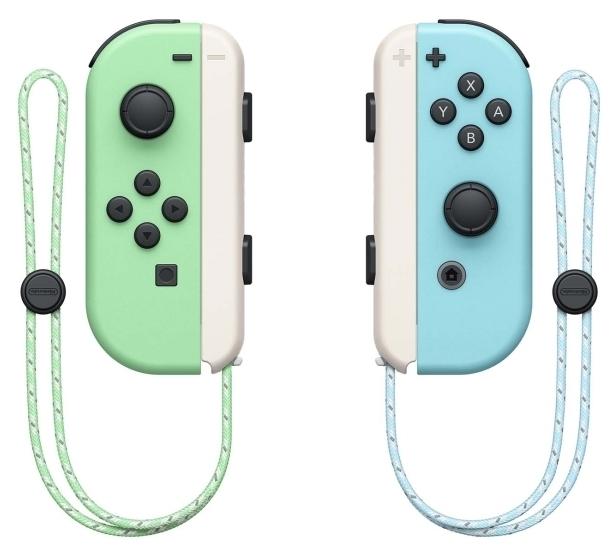 Nintendo Switch 32 ГБ Особое издание Animal Crossing: New Horizons - объем встроенной флэш-памяти: 32ГБ