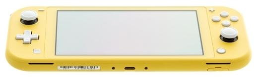 Nintendo Switch Lite 32 ГБ - объем встроенной флэш-памяти: 32ГБ