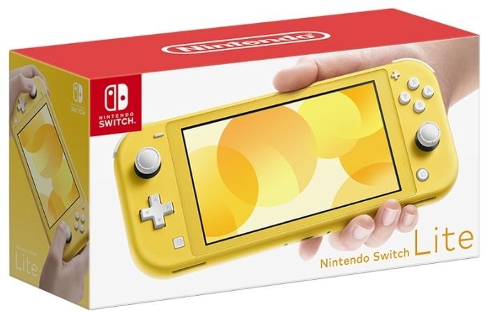 Nintendo Switch Lite 32 ГБ - размеры (ШxВxГ): 208x91x14мм