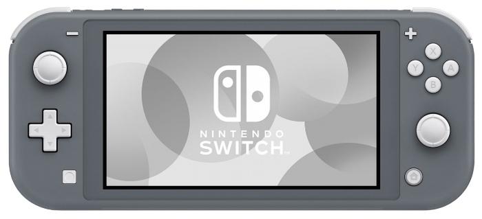 Nintendo Switch Lite 32 ГБ - вес: 275г