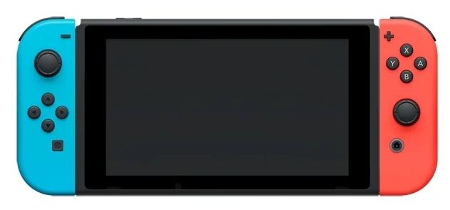 Nintendo Switch rev.2 32 ГБ - тип: портативная