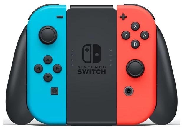 Nintendo Switch rev.2 32 ГБ - проводные интерфейсы: USB x2, HDMI