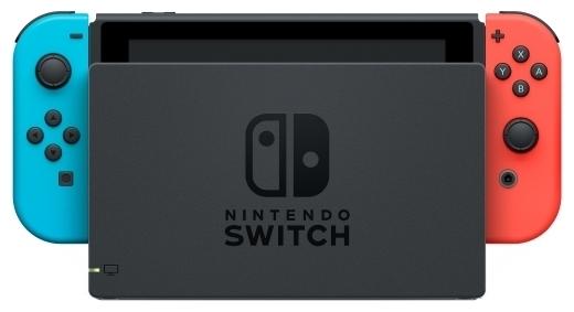 Nintendo Switch rev.2 32 ГБ - размеры (ШxВxГ): 239x102x14мм