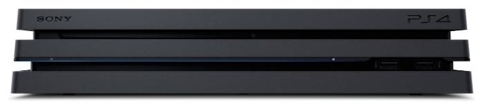 Sony PlayStation 4 Pro 1 ТБ - поддержка виртуальной реальности: да