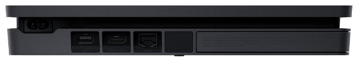Sony PlayStation 4 Slim 1 ТБ - поддержка виртуальной реальности: да