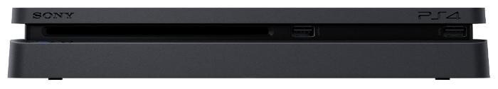Sony PlayStation 4 Slim 1 ТБ - беспроводные интерфейсы: Bluetooth, Wi-Fi 802.11ac 2.4ГГц, 5ГГц