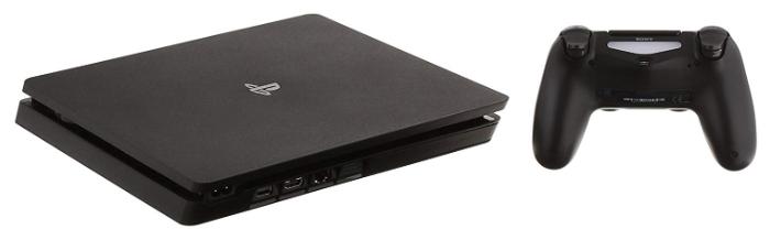 Sony PlayStation 4 Slim 500 ГБ - производительность системы: 1.84терафлоп