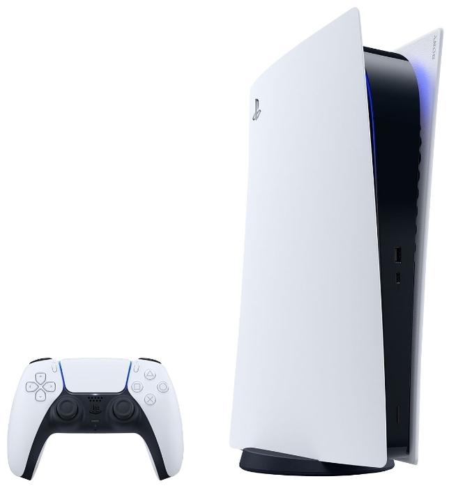 Sony PlayStation 5 Digital Edition 825 ГБ - тип: стационарная без оптического привода
