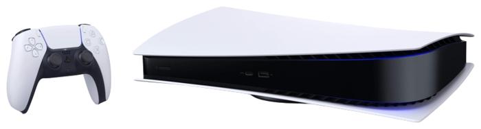 Sony PlayStation 5 Digital Edition 825 ГБ - максимальное разрешение: 4K UHD