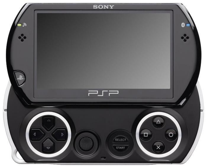 Sony PlayStation Portable go 16 ГБ - тип: портативная