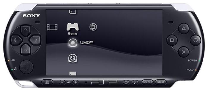 Sony PlayStation Portable Slim & Lite PSP-3000 - тип: портативная