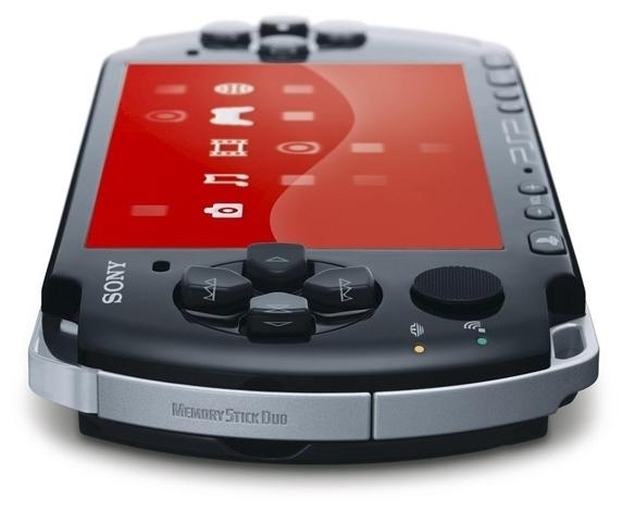 Sony PlayStation Portable Slim & Lite PSP-3000 - время работы: 6ч