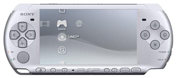 Sony PlayStation Portable Slim & Lite PSP-3000 - беспроводные интерфейсы: Wi-Fi 802.11b 2.4ГГц