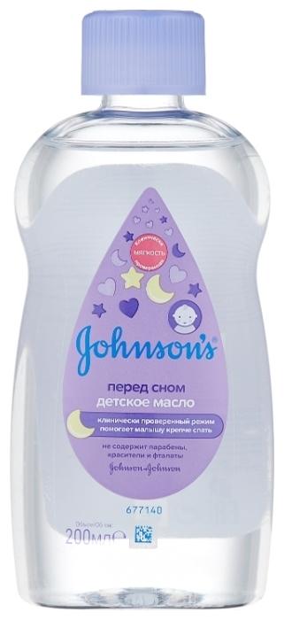 Johnson s Baby - область применения: тело