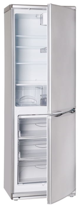 ATLANT ХМ 4012-080 - объем холодильной камеры: 205л