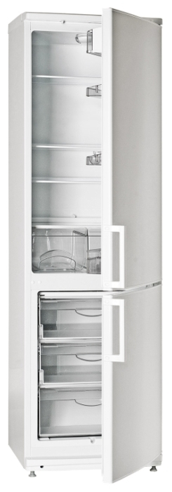 ATLANT ХМ 4024-000 - объем холодильной камеры: 252л