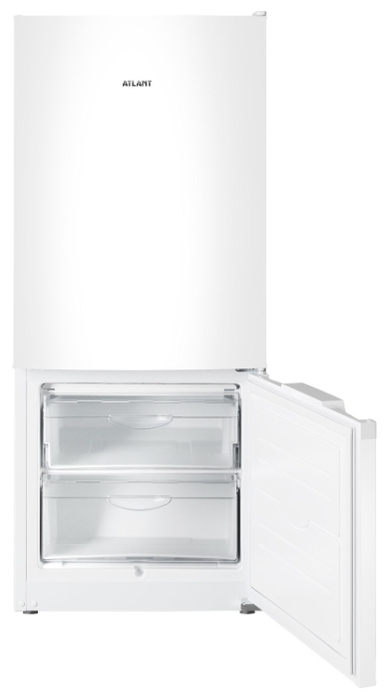 ATLANT ХМ 4708-100 - объем холодильной камеры: 166л