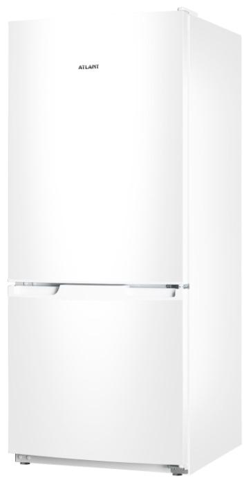 ATLANT ХМ 4708-100 - объем морозильной камеры: 76л