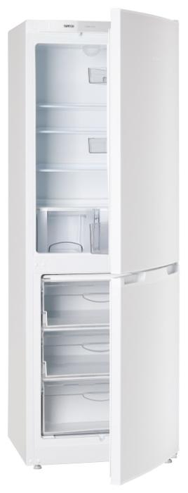 ATLANT ХМ 4712-100 - объем холодильной камеры: 188л