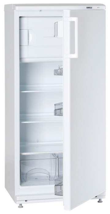 ATLANT МХ 2822-80 - объем холодильной камеры: 190л