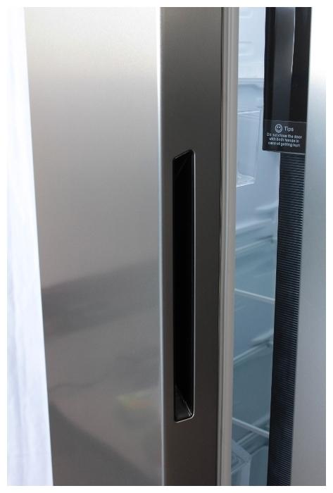 Бирюса SBS 587 BG - инверторный компрессор