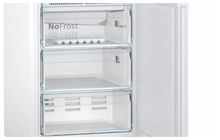 Bosch KGN39UW22R - объем холодильной камеры: 280л