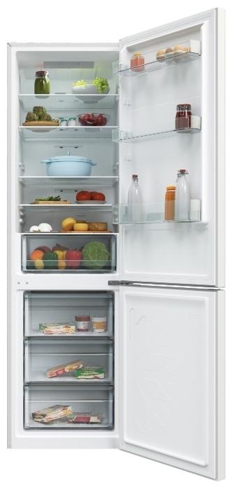 Candy CCRN 6200 W - объем холодильной камеры: 264л