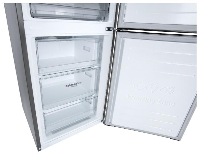 LG DoorCooling+ GA-B509CLWL - мощность замораживания: 12кг/сутки