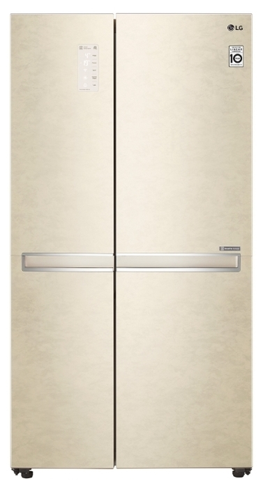 LG DoorCooling+ GC-B247SEDC - ШхВхГ: 91.20х179х73.80см