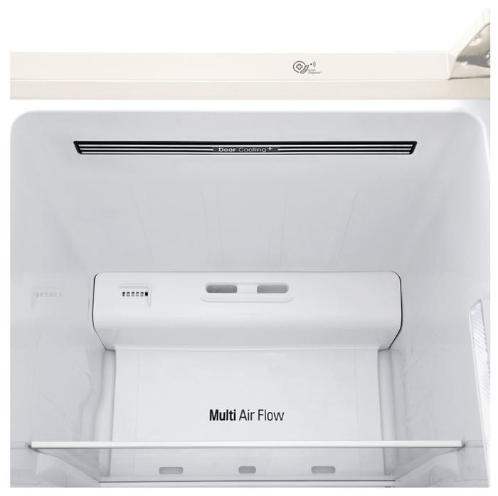 LG DoorCooling+ GC-B247SEDC - объем холодильной камеры: 406л