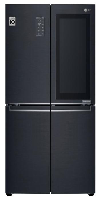 LG DoorCooling+ GC-Q22 FTBKL - ШхВхГ: 83.50х178.70х73.40см