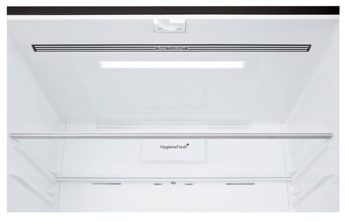 LG DoorCooling+ GC-Q22 FTBKL - объем морозильной камеры: 143л